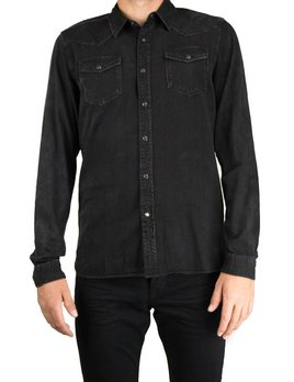 Scotch and Soda Black Western