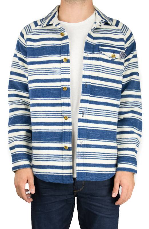 Scotch and Soda Oversized Flannel