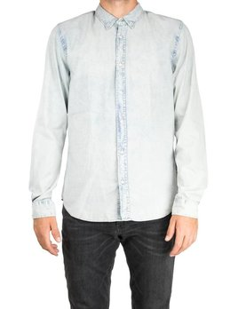 Scotch and Soda Classic Denim Shirt