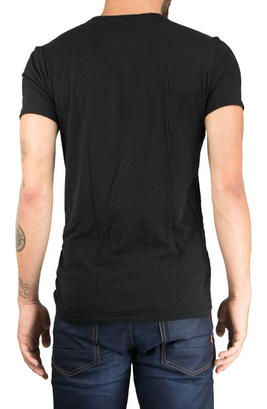 Scotch and Soda Neps tee blk