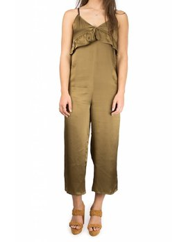 Scotch and Soda Silky Olive Jumper