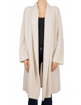 Repeat Oversized Cable Cardi