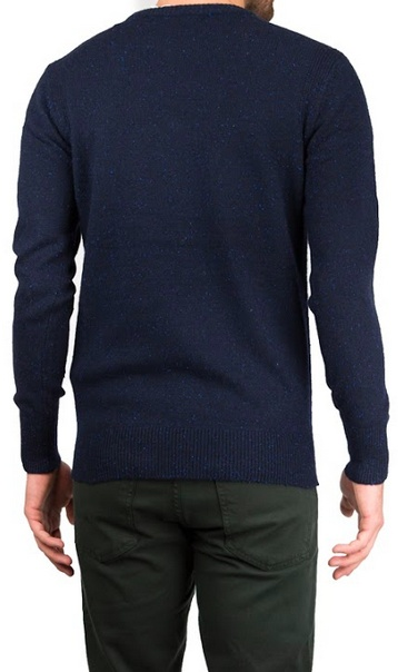 Scotch and Soda Cobalt Dot Sweater