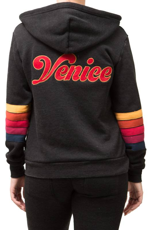 Aviator Nation Venice Patch Hoodie