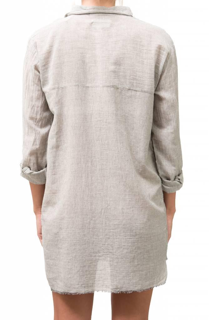 One Teaspoon Cabana Shirt Dress