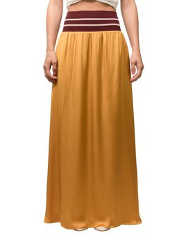 Scotch and Soda Maxi Skirt with Elastic