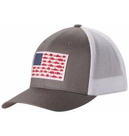 Columbia Columbia PFG Mesh Fish Flag Hat