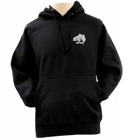 Leaping Striper Hooded Sweatshirt