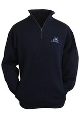 Embroidered  1/4 Zip