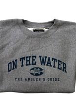 Angler's Guide Crew Neck Sweatshirt