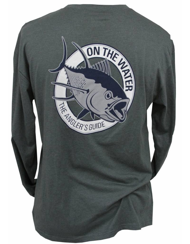 Adult Long Sleeve Screaming Tuna Shirt