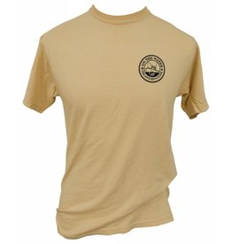 Adult Short Sleeve Old School Striper Angler's Guide