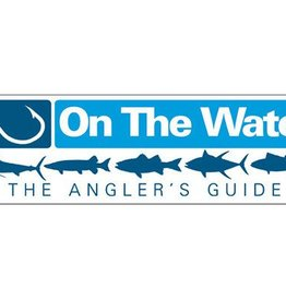 On The Water Multifish Bumper Sticker