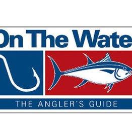On The Water Tuna Bumper Sticker