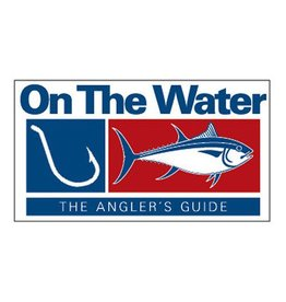 On The Water Tuna Bumper Sticker