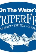 On The Water StriperFest Bumper Sticker