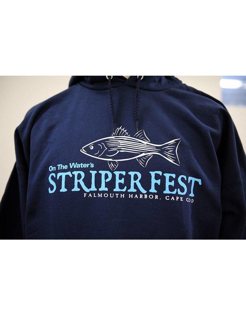 Adult StriperFest Hooded Sweatshirt