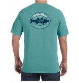 NEW - Adult Short Sleeve Cape Cod Oval Shirt