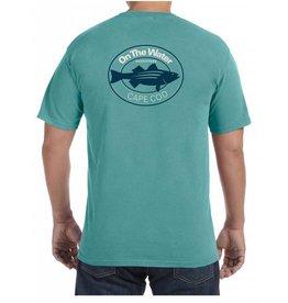 NEW - Adult Short Sleeve Cape Cod Oval Shirt