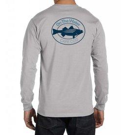 Adult Long Sleeve Cape Cod Oval Shirt
