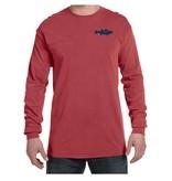 Adult Long Sleeve Cape Cod Striper Shirt