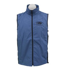 NEW - Adult Embroidered Windbreaker Vest