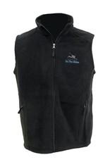 Embroidered Fleece Vest