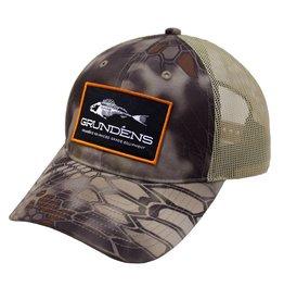 Grundéns Grundéns Camo Trucker Hat