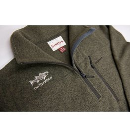 Simms Simms 1/4 Zip Fleece