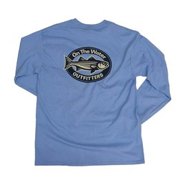 NEW - Outfitters Striper Oval Long Sleeve