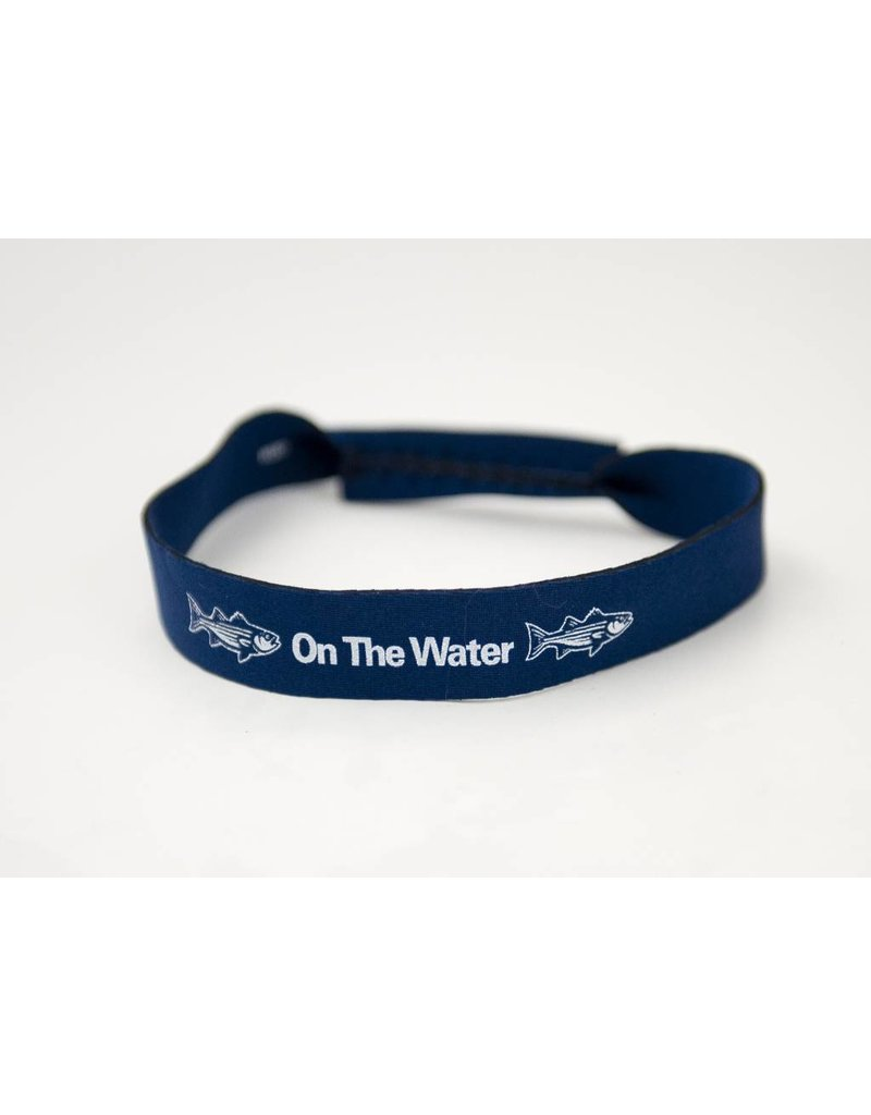 NEW - On The Water Striper Croakies