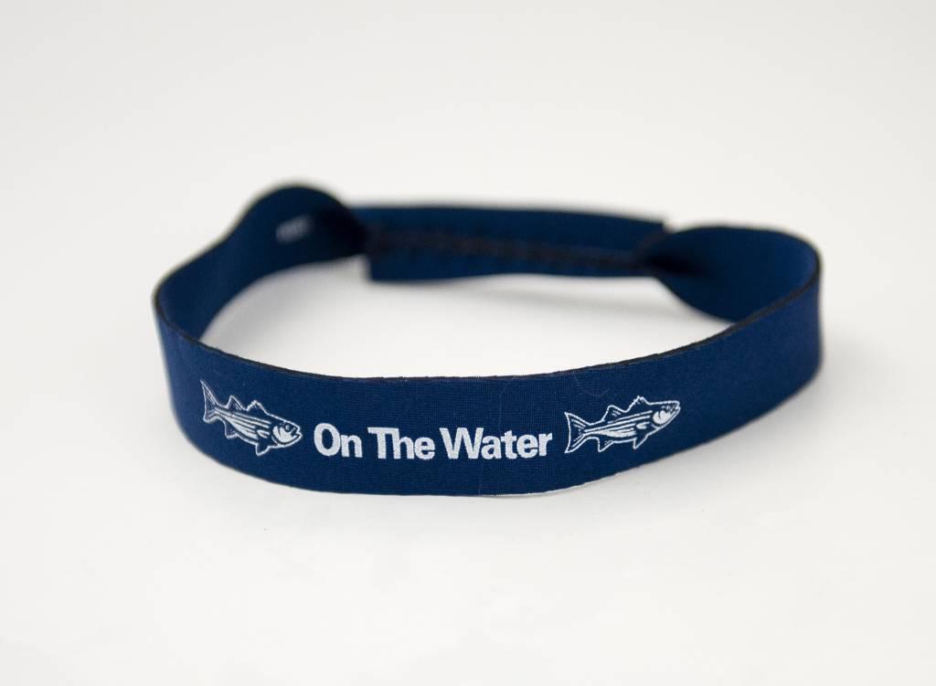 NEW - On The Water Striper Croakies
