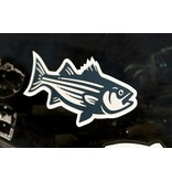 NEW - On The Water Multi Striper Decal
