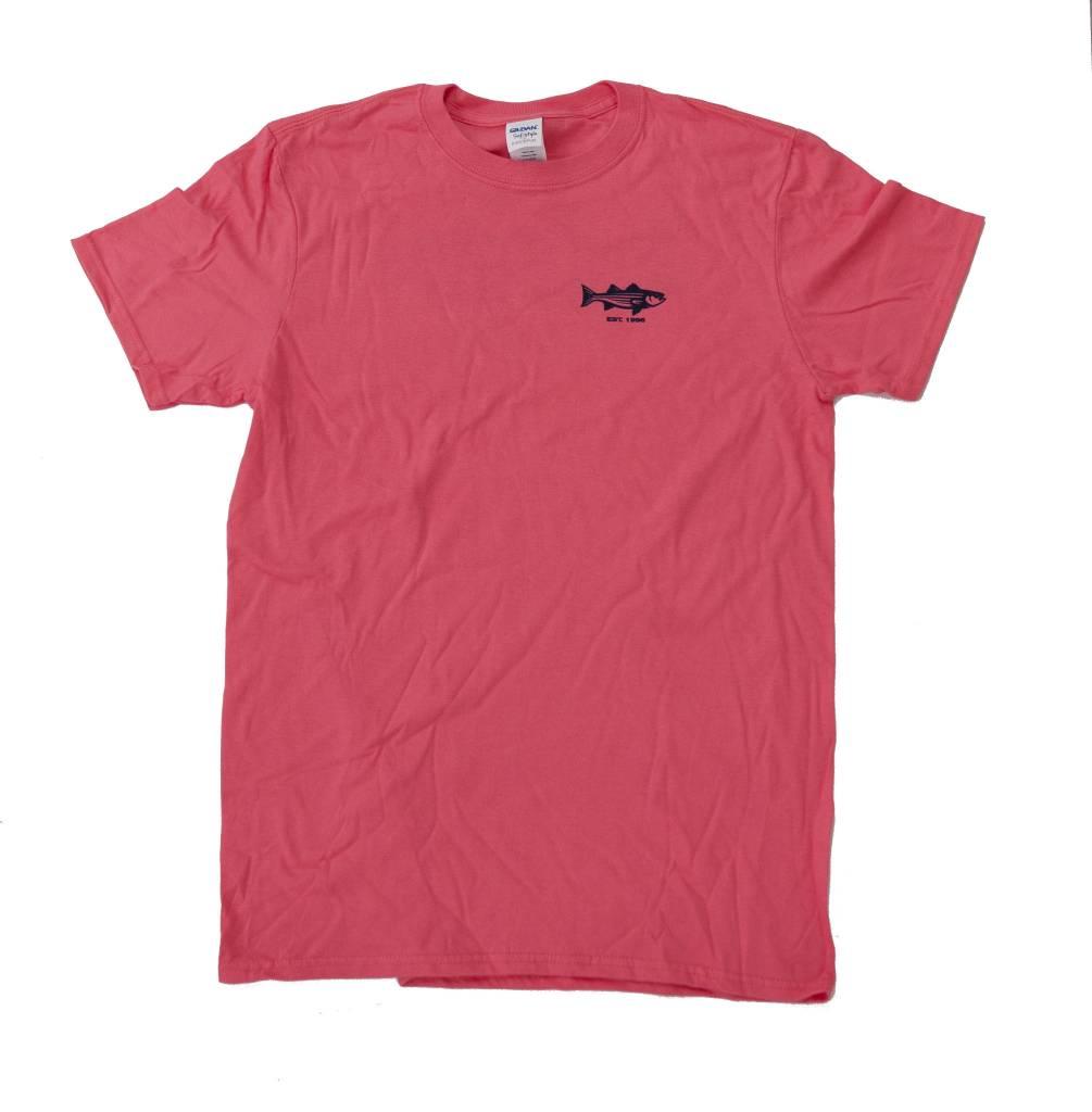 NEW - Striper Est. Date T-Shirt