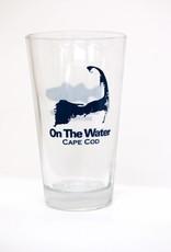 Cape Cod Striper Pint Glass