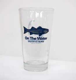 NEW - On The Water  Cape Cod Pint Glass