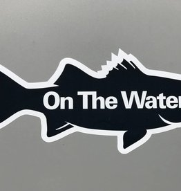 NEW - OTW Striper Silhouette Sticker