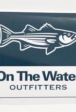 Outfitters Striper Sticker