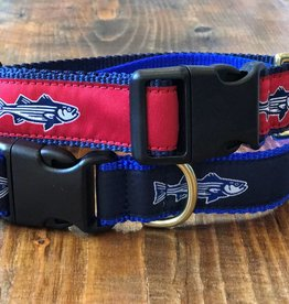 Striper Plastic Buckle Collar