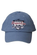NEW - Striper Cup Hat