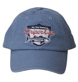 NEW - Striper Cup Hat