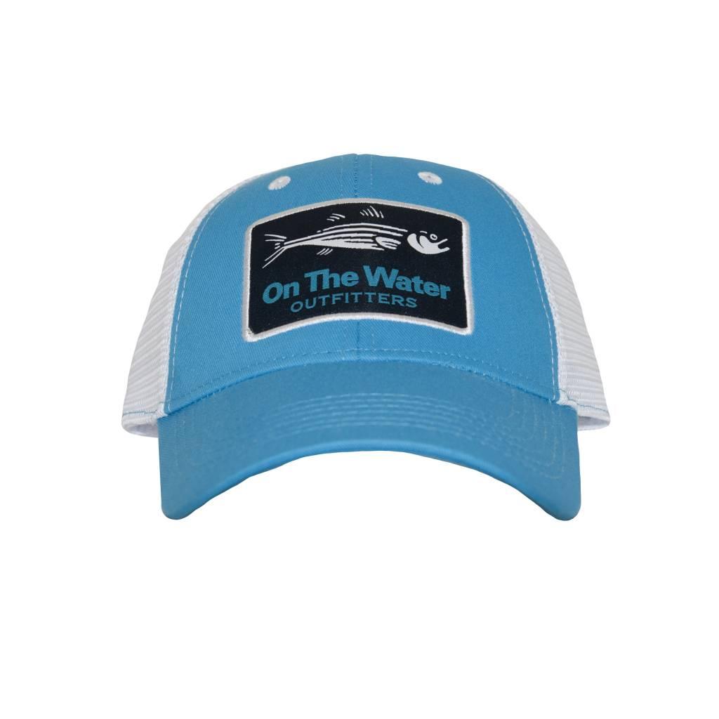 Striper Trucker Hat