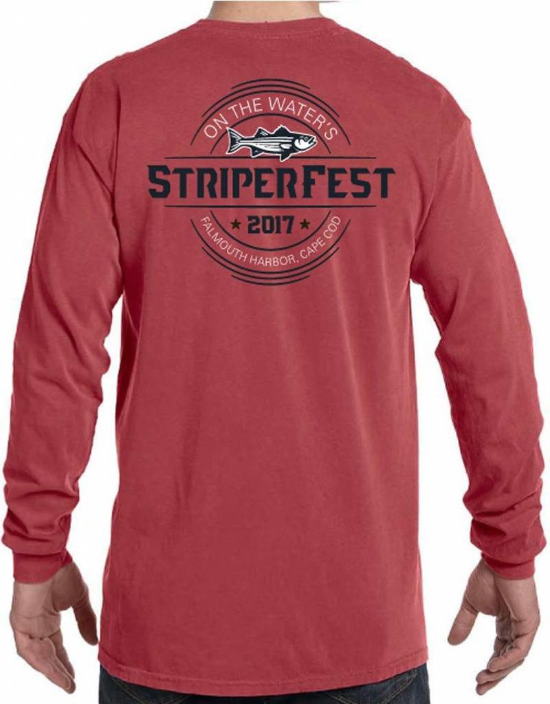 2017 StriperFest Circle T-Shirt