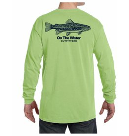 Brook Trout Pen & Ink T-Shirt