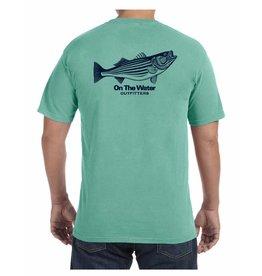 Striper Pen & Ink T-Shirt