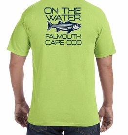Distressed Striper T-Shirt