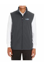 Embroidered Soft Shell Vest