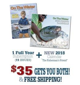 Subscription & Calendar Combo