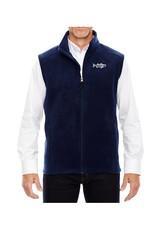 NEW - Embroidered Fleece Vest