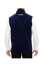 NEW - Embroidered Fleece Vest